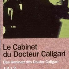 La locandina di Il gabinetto del Dottor Caligari