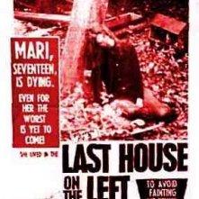 La locandina di L'ultima casa a sinistra