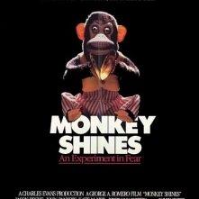 La locandina di Monkey Shines: esperimento nel terrore