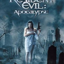 La locandina di Resident Evil: Apocalypse