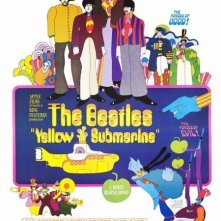 La locandina di Yellow Submarine