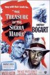 Il manifesto americano de Il tesoro della Sierra Madre