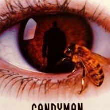 La locandina di Candyman - Terrore dietro lo specchio