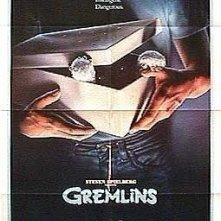 La locandina di Gremlins