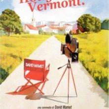 La locandina di Hollywood, Vermont