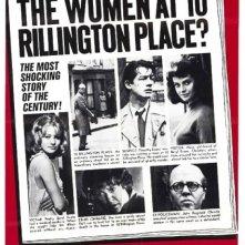 La locandina di L'assassino di Rillington Place n. 10