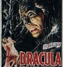 La locandina di Dracula il vampiro