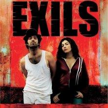 La locandina di Exils