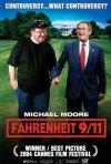 La locandina di Fahrenheit 9/11