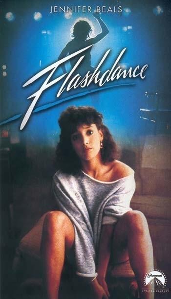 La Locandina Di Flashdance 9206