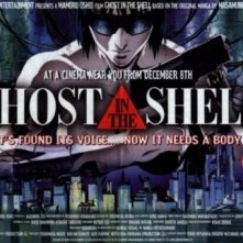 La locandina di Ghost in the Shell
