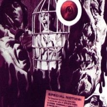 La locandina di Gli orrori del castello di Norimberga
