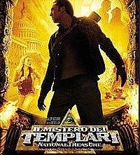 La locandina di Il mistero dei templari