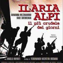 La locandina di Ilaria Alpi - Il più crudele dei giorni