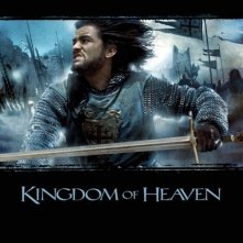 La locandina di Kingdom of Heaven