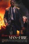 La locandina di Man on fire - Il fuoco della vendetta
