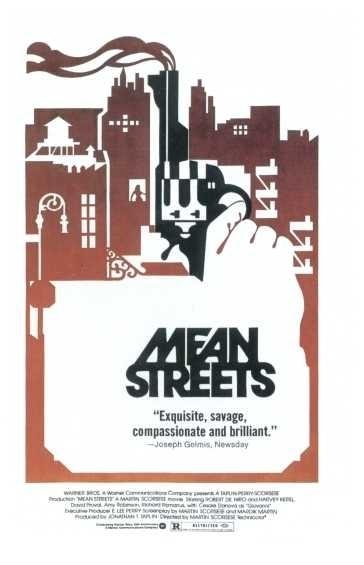 La Locandina Di Mean Streets 9172