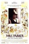 La locandina di Mrs. Parker e il circolo vizioso