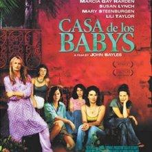 La locandina di Casa de los babys