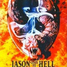 La locandina di Jason va all'inferno