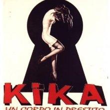 La locandina di Kika - un corpo in prestito