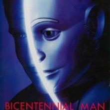 La locandina di L'uomo bicentenario