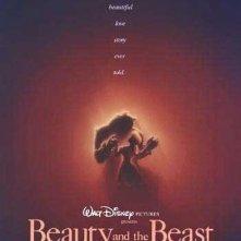 La locandina di La bella e la bestia