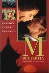 La locandina di M. Butterfly