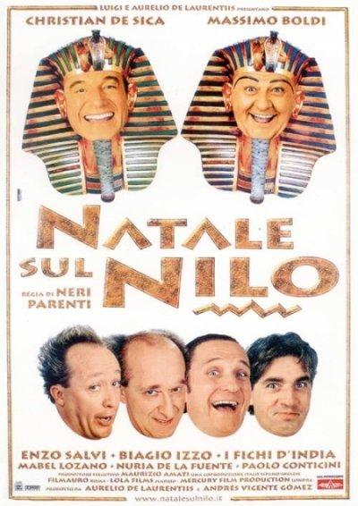 Vacanze Di Natale 1983 Frasi Celebri.Natale Sul Nilo 2002 Film Movieplayer It