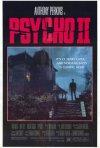 La locandina di Psycho II