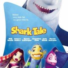 La locandina di Shark Tale