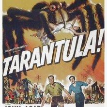 La locandina di Tarantola