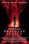 La locandina di Dracula's legacy  - Il fascino del male
