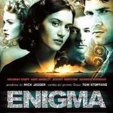 La locandina di Enigma