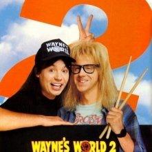 La locandina di Fusi di testa 2 - Waynestock