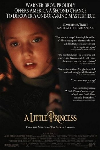 La locandina di La piccola principessa