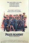 La locandina di Scuola di polizia