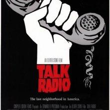 La locandina di Talk Radio