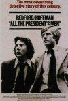 La locandina di Tutti gli uomini del presidente