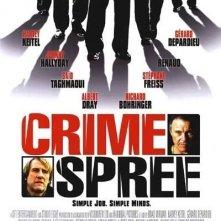 La locandina di Crime Spree