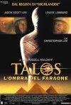 La locandina di Talos - L'ombra del faraone