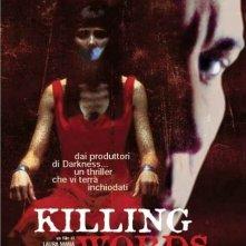 La locandina di Killing Words
