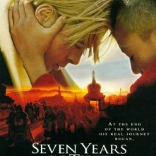 La locandina di Sette anni in Tibet