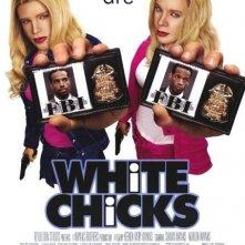 La locandina di White Chicks