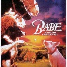 La locandina di Babe, maialino coraggioso