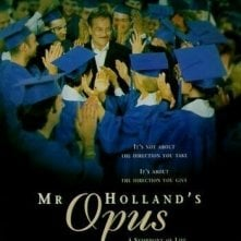La locandina di Goodbye Mr. Holland