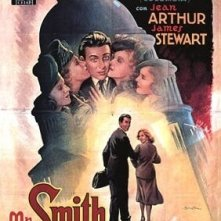La locandina di Mr. Smith va a Washington