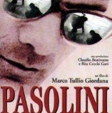 La locandina di Pasolini, un delitto italiano