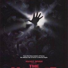 La locandina di The Mangler, la macchina infernale