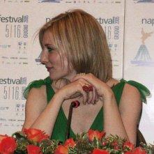 Cate Blanchett al Napoli FilmFestival nel 2005